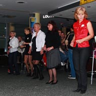 Singles party, Speeddating, Salsa in Bowling