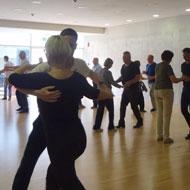 Plesna delavnica za samske