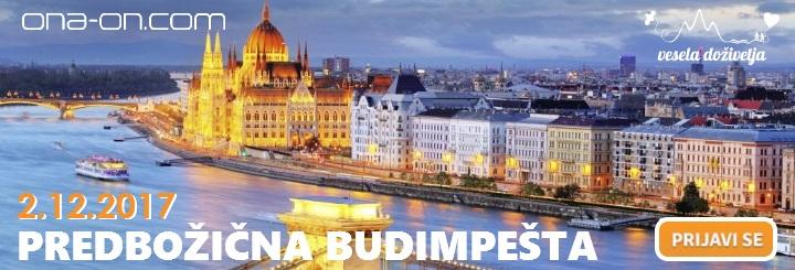 Klikni za več info! Predbožična Budimpešta in romantična vožnja po reki Donavi